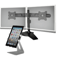 Monitor, Laptop, Tablet & Smartphone Stands