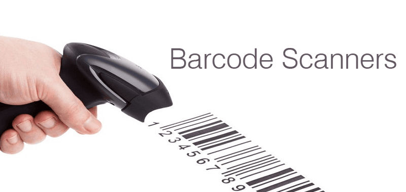 Make your working life easier with our Barcode Readers
