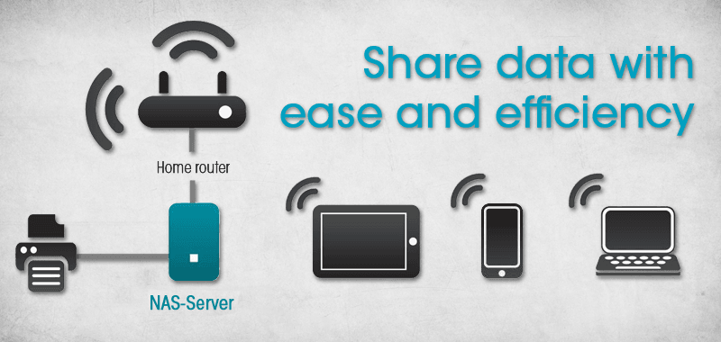 Share data with ease and efficiency