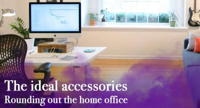 Rounding out the home office: The ideal accessory